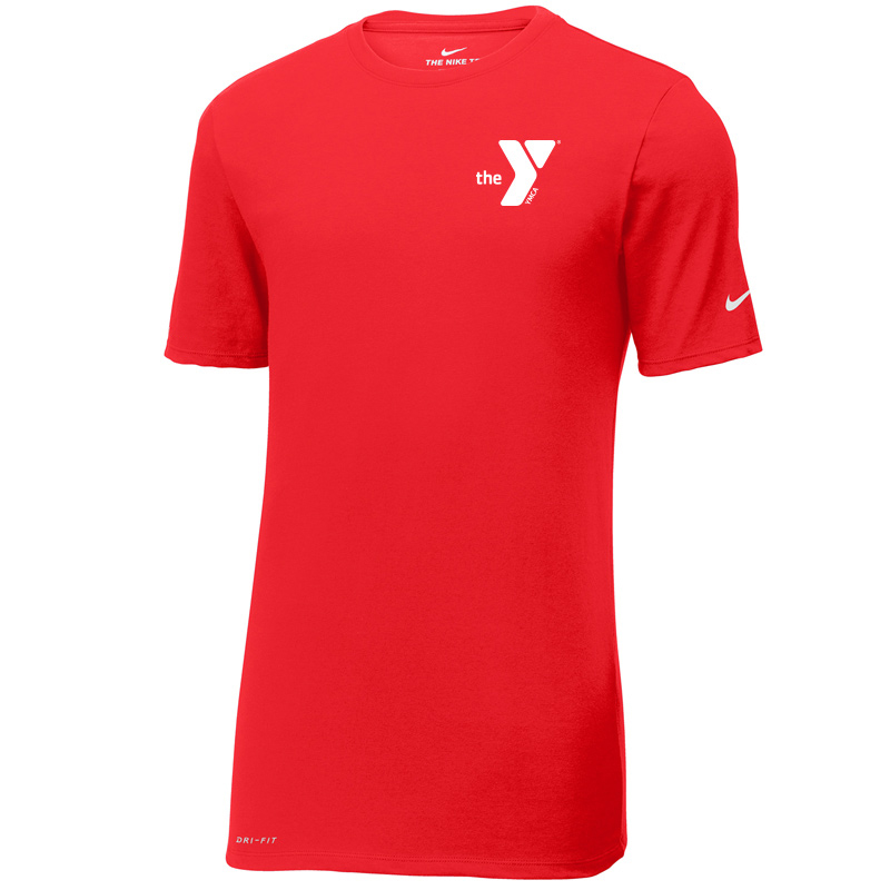 Y Nike Dri-FIT Cotton/Poly Tee - Unired