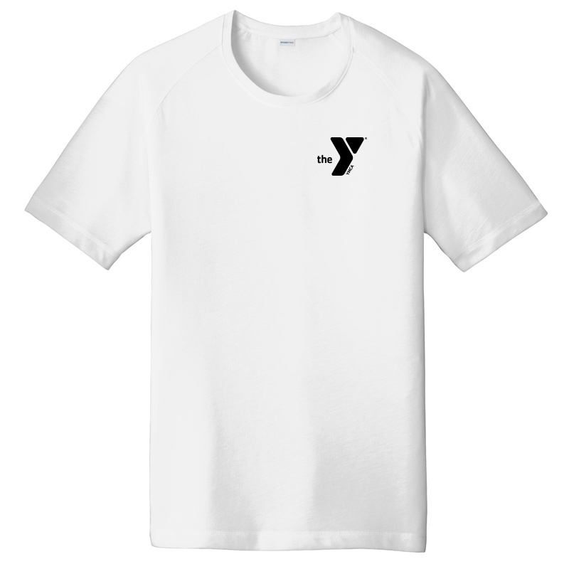 Y Men's Sonic Heather Performance T-Shirt - Black